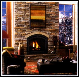 Heat And Glo Cerona And 6000 Series Fireplaces
